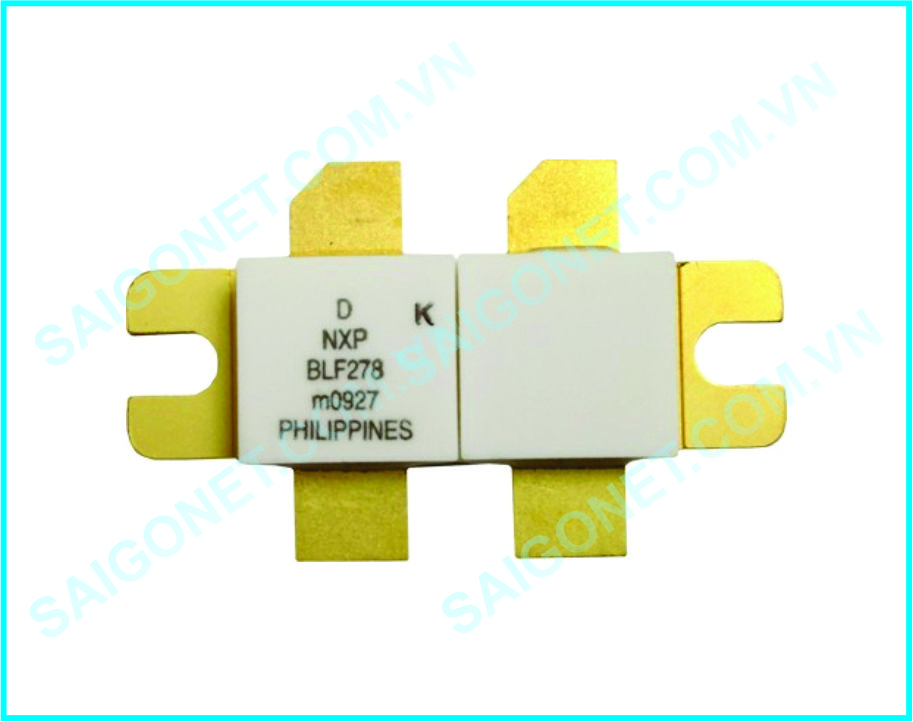 Mosfet cao tần BLF 278