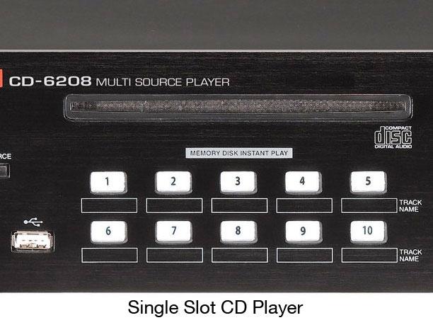 Bộ phát nhạc nền điện tử CD-6208