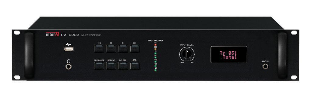Bộ phát âm thanh kỹ thuật số PV-6232
