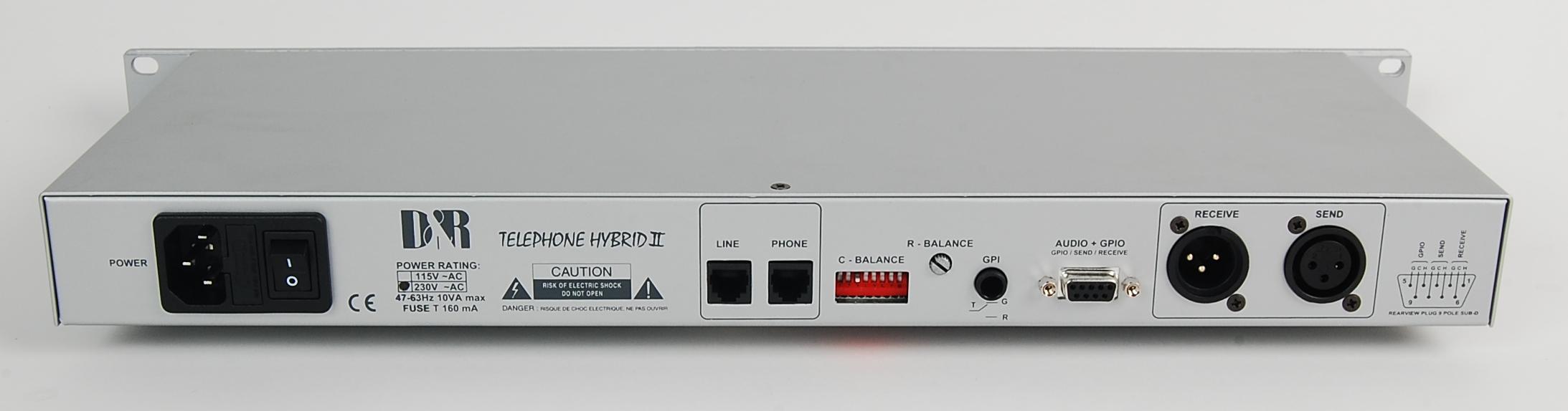 Telephone Hybrid II