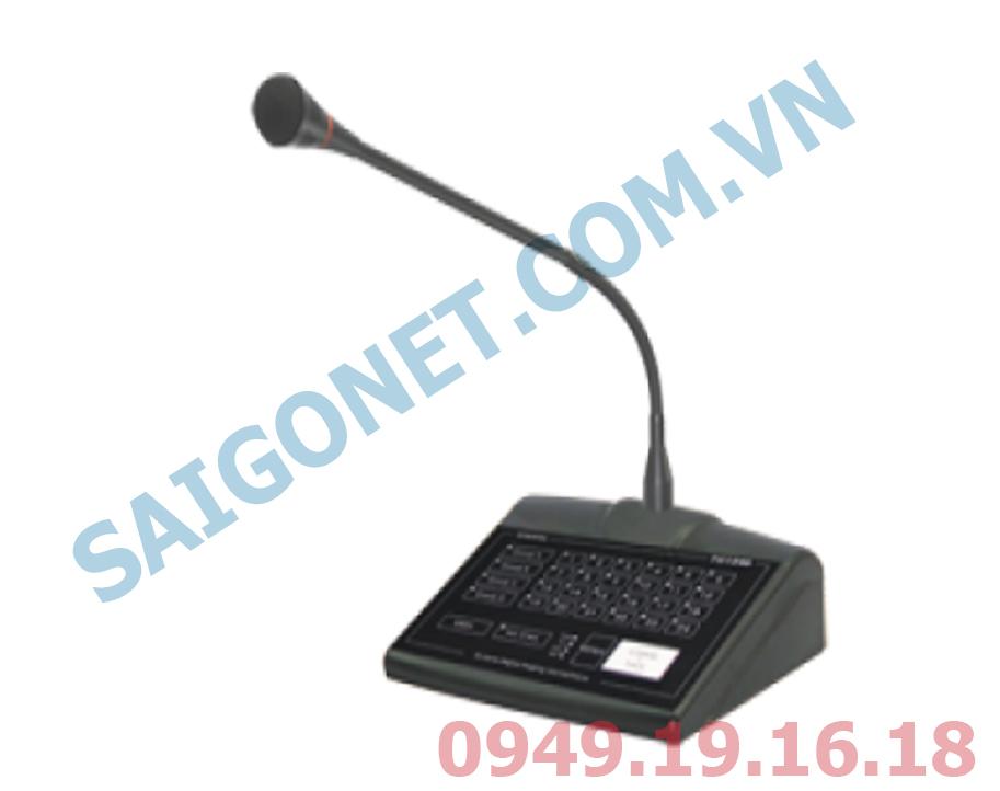 Micro để bàn phím cảm ứng Amperes PD1240