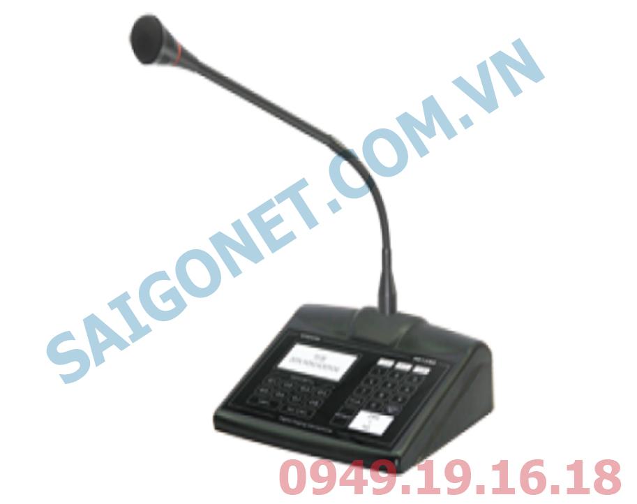 Micro để bàn phím cảm ứng Amperes PD1280