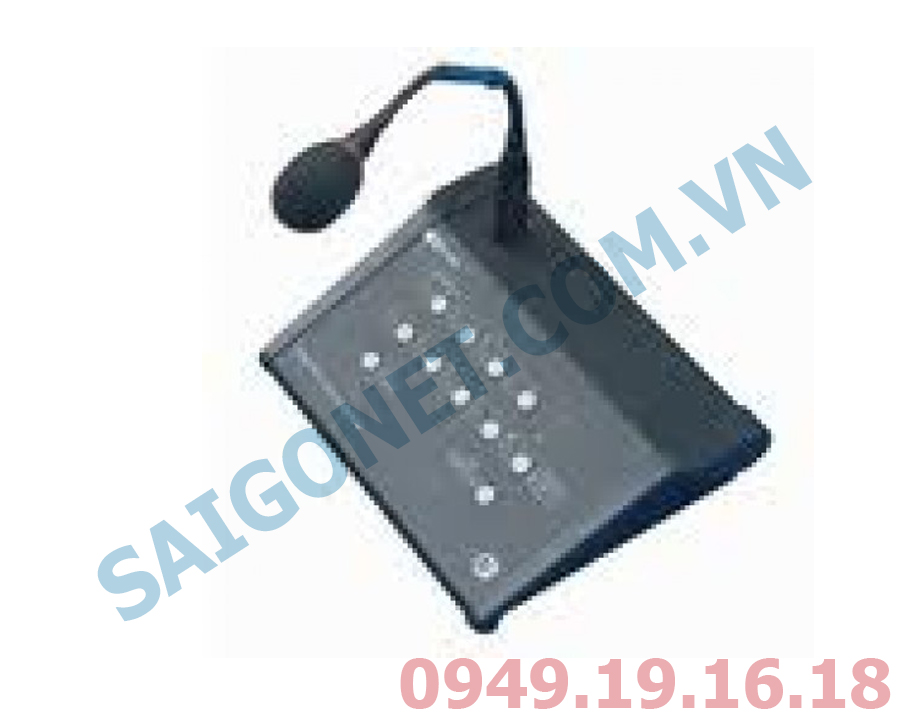 Microphone thông báo từ xa để bàn Amperes PD1160