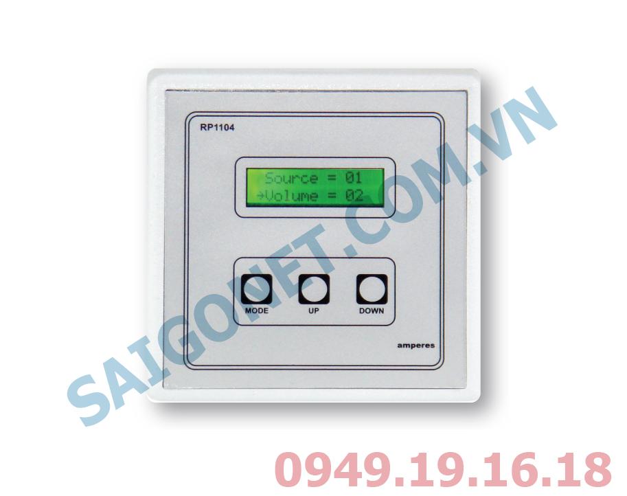 Bộ điều khiển vùng từ xa Amperes RP1104