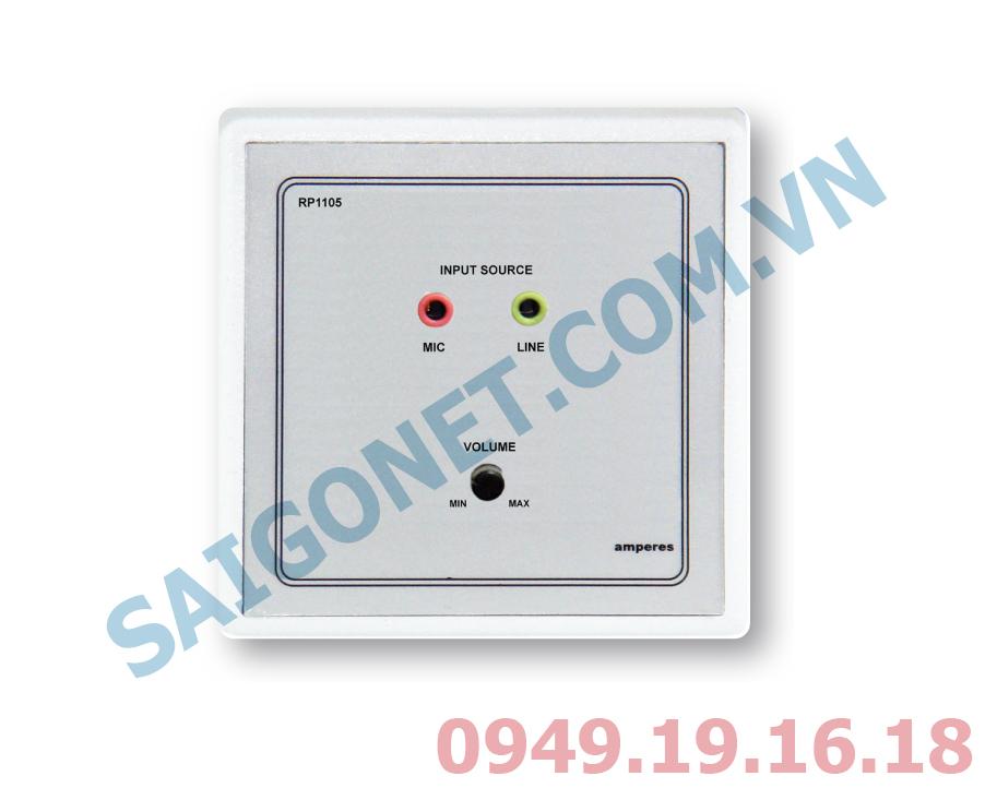 Bộ ngõ vào Audio từ xa Amperes RP1105