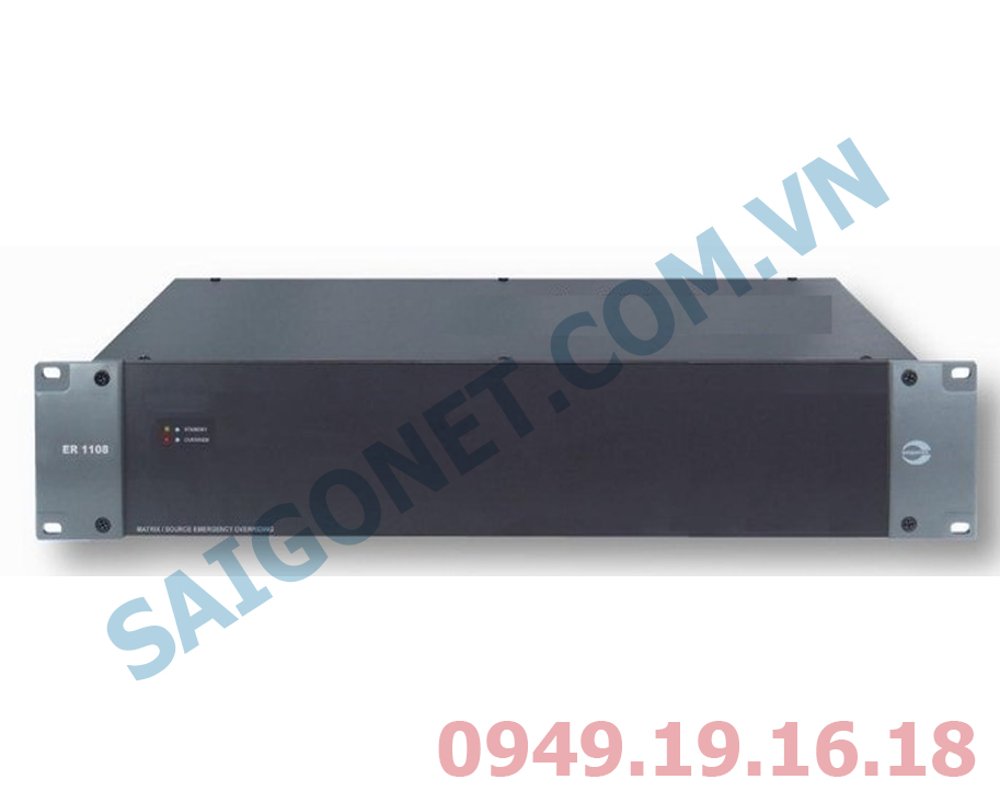 Bộ thông báo khẩn của hệ thống ma trận Amperes ER1108
