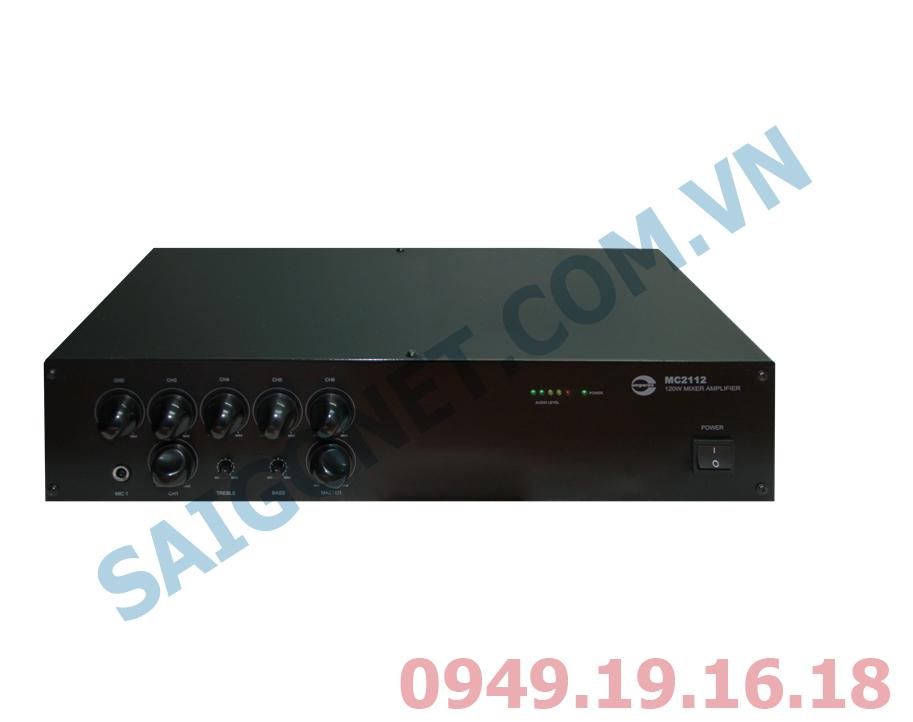 Amplifier liền mixer Amperes MC2112