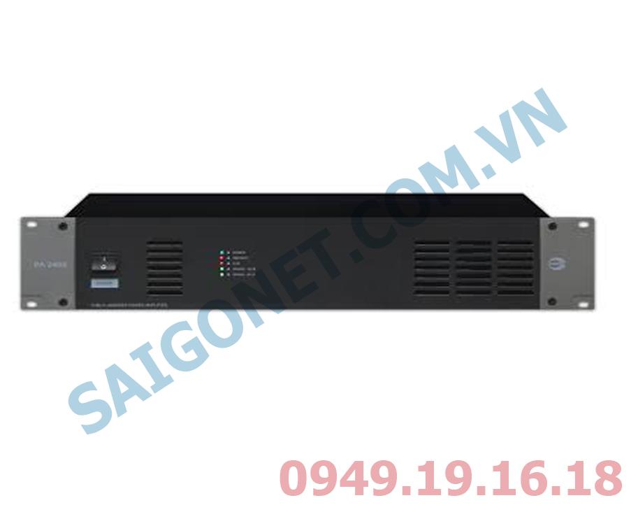 Ampli công suất 120W  Amperes PA2120