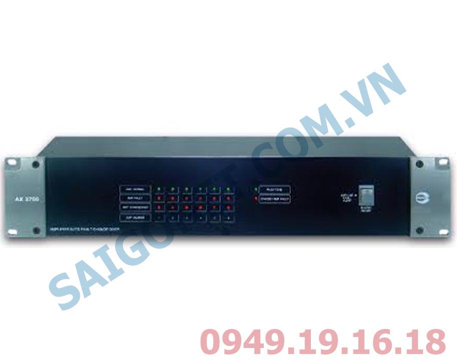Bộ chuyển mạch dự phòng tự động Amperes AX3700