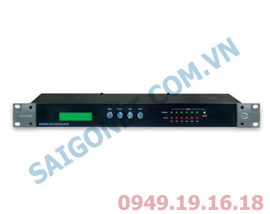 Thiết bị giám sát dây loa Amperes LS4600