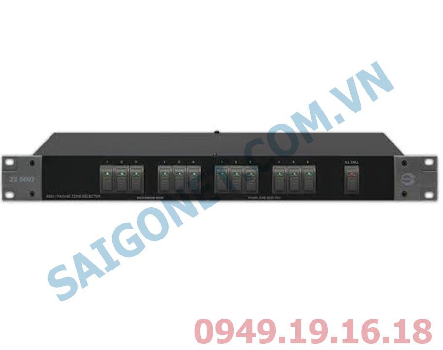 Bộ chọn vùng Loa 6 kênh  Amperes ZS5602