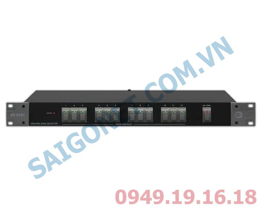 Bộ chọn vùng Loa 12 kênh Amperes ZS5121