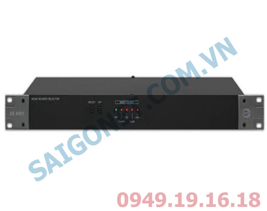 Bộ chọn nguồn tín hiệu vào Amperes SS6401
