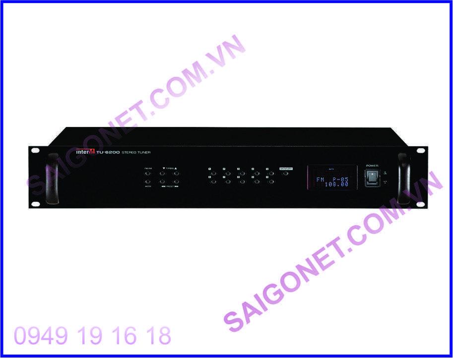 Đầu thu phát FM/AM chuyên dụng TU-6200