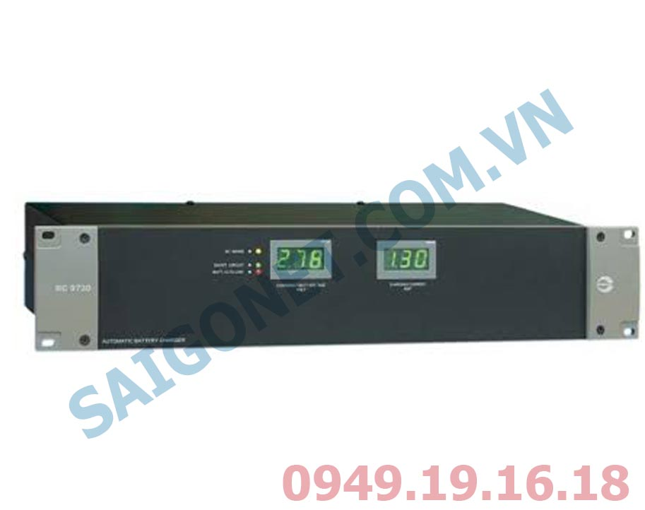 Bô sạc nguồn  tự động Amperes BC9730