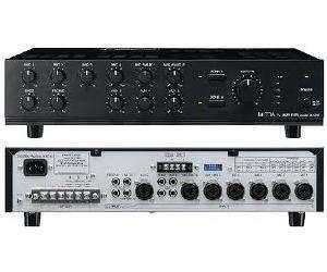 Amply Mixer 120W 2 vùng TOA A-1712