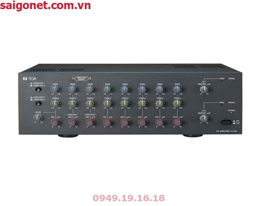 Amply 2 kênh 240W TOA A-2248S