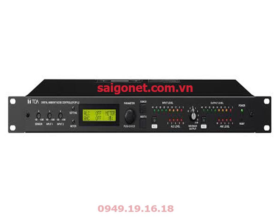 Bộ xử lý tín hiệu số TOA DP-L2