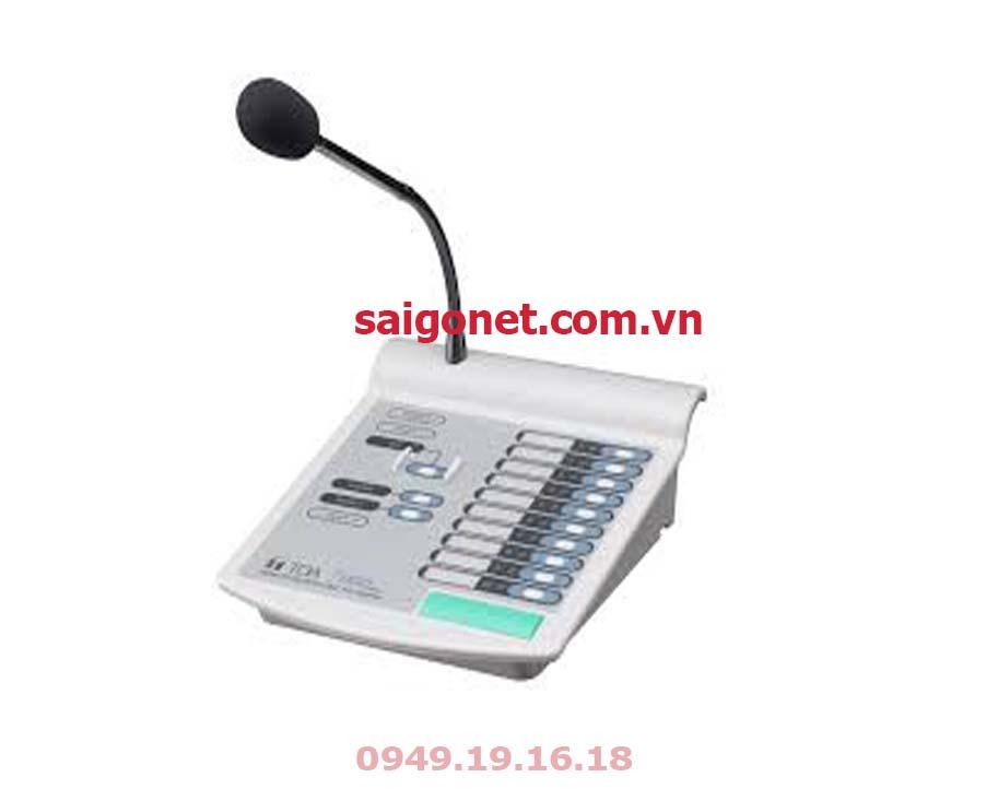 Micro thông báo chọn vùng TOA FS-7000RM