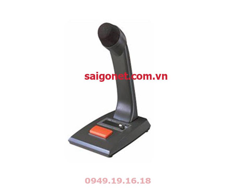Micro thông báo để bàn TOA PM-660