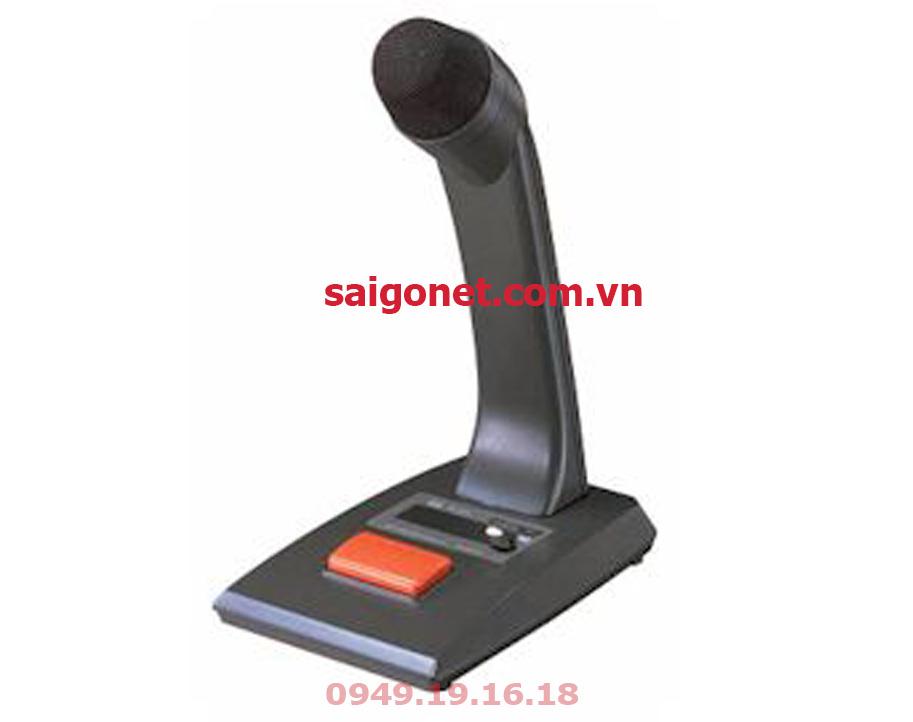 Micro thông báo để bàn TOA PM-660D