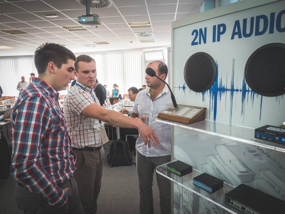 Công Ty TNHH Điện Tử Viễn Thông Sài Gòn chính thức làm phân phối thiết bị IP 2N Net Audio