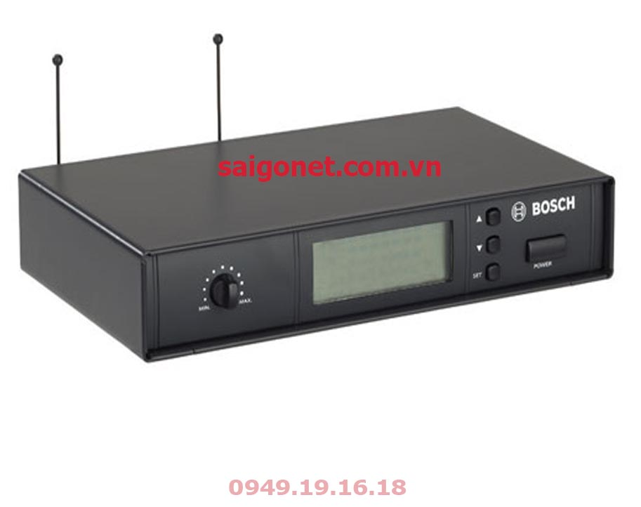 Bộ thu Micro không dây UHF