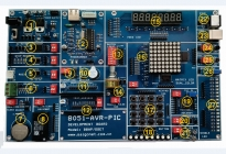 DEVELOPMENT BOARD PIC - AVR - 89