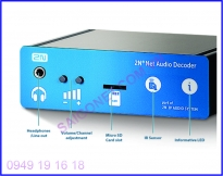 Bộ giải mã tín hiệu IP 14W 2N Net Audio Decoder