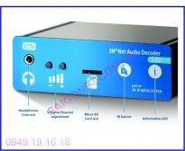 Bộ giải mã tín hiệu Audio IP 2N Net Audio Decoder Lite