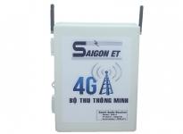Cụm thu truyền thanh thông minh IP 4G